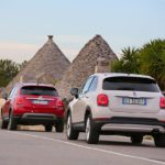 Fiat 500X urban look en cross