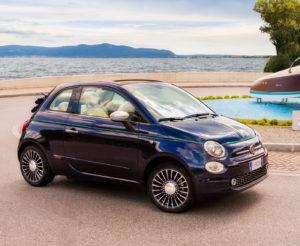 Nieuwe Fiat 500 kopen koene velsen velserbroek ijmuiden santpoort bloemendaal overveen haarlem