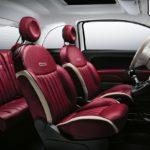 Fiat 500 Bekleding