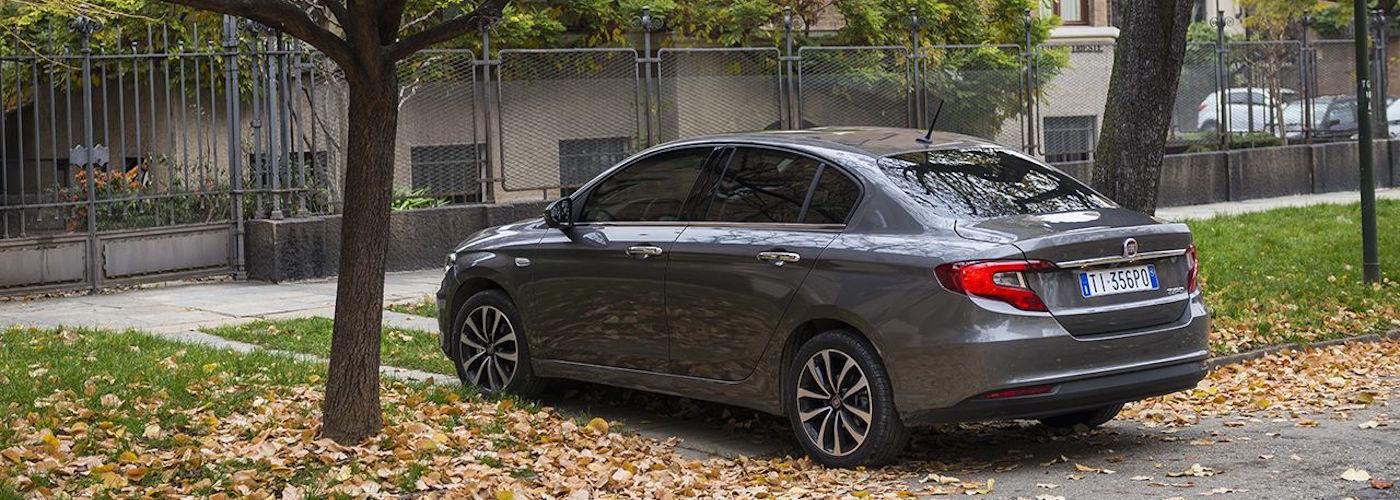Fiat tipo sedan 4 doors