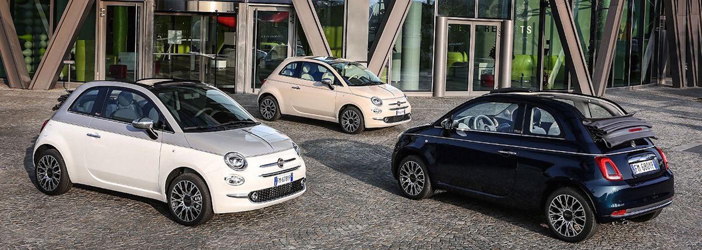 Fiat 500 Voordeel
