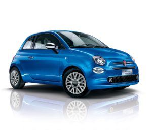 Fiat 500 voorraad actie