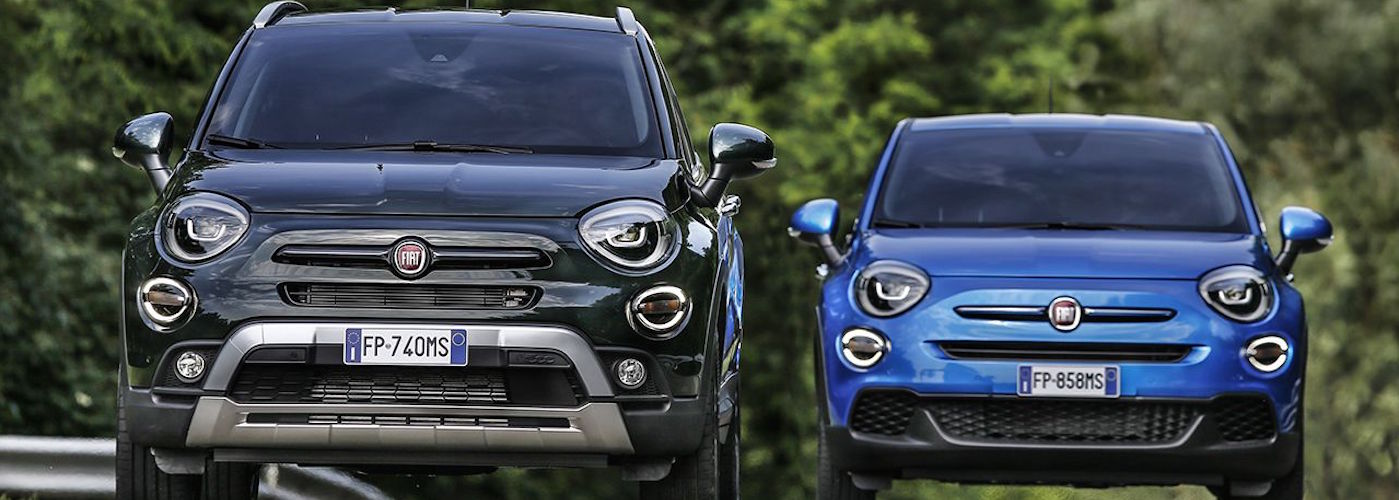Fiat 500X Cross new