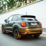 Fiat 500X Cross S-design