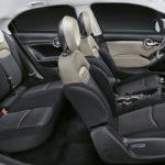 Fiat 500X stoelen