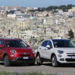 fiat 500X cross en city