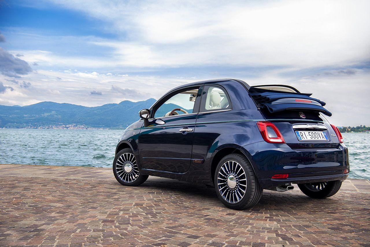 Fiat 500 Riva actie
