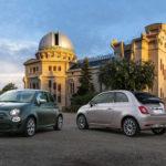 Fiat 500 star & rock star