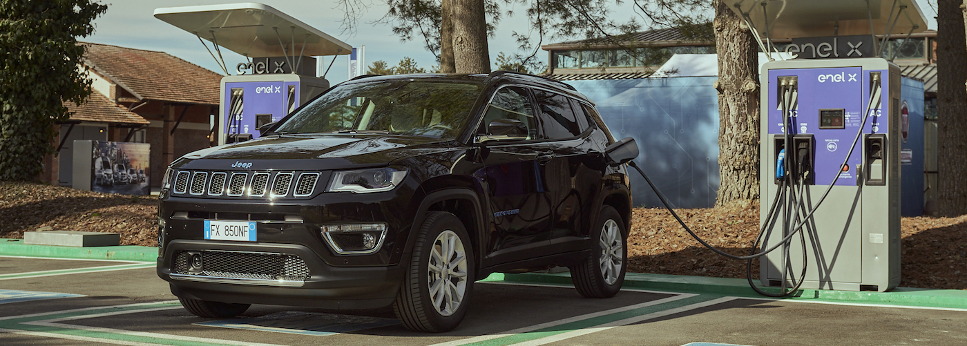 Jeep Compass Limited 4xe